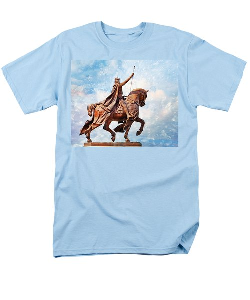 Men's T-Shirt  (Regular Fit) featuring the photograph St. Louis 3 by Marty Koch