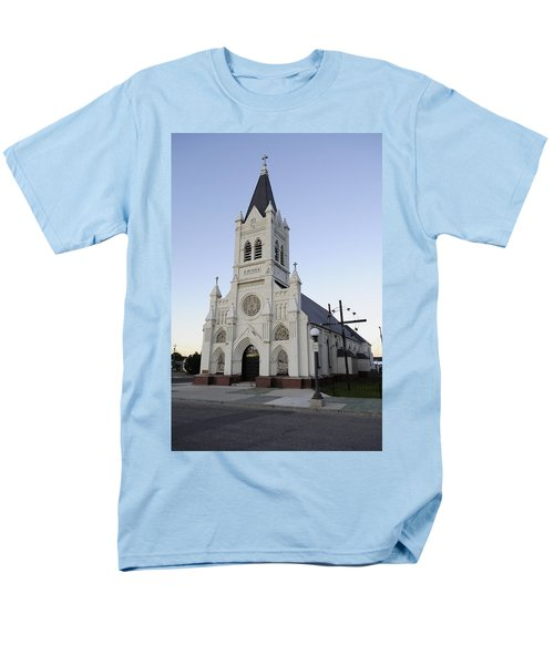 Men's T-Shirt  (Regular Fit) featuring the photograph St. Peter's by Fran Riley