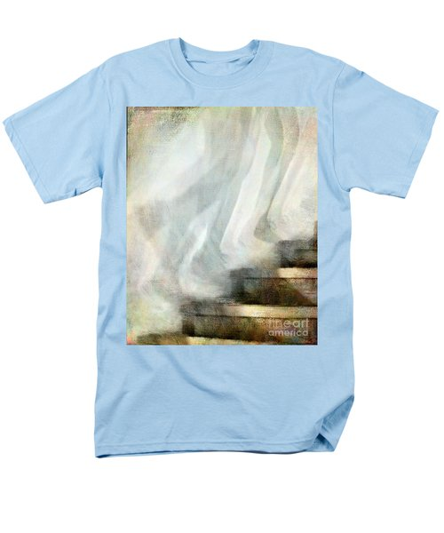 Left Behind Men's T-Shirt  (Regular Fit) by Jennie Breeze