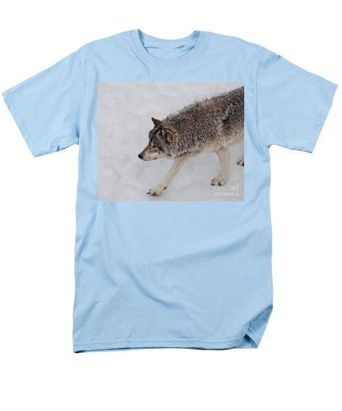 Men's T-Shirt  (Regular Fit) featuring the photograph Stalker by Bianca Nadeau