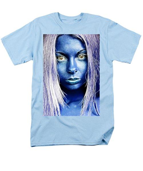 Star Girl Men's T-Shirt  (Regular Fit) by Richard Thomas