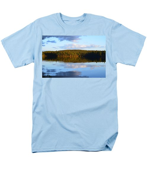 Stormclouds Scatter Men's T-Shirt  (Regular Fit) by David Porteus
