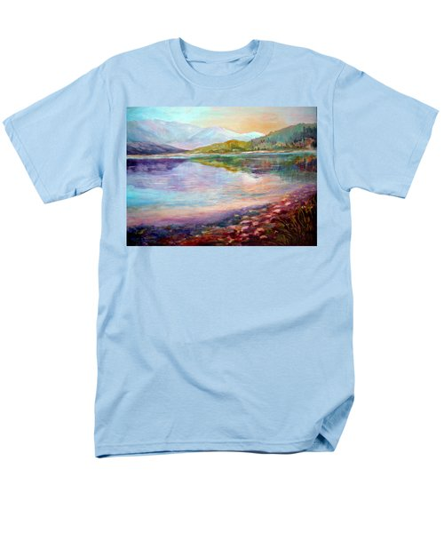 Summer Afternoon Men's T-Shirt  (Regular Fit) by Sher Nasser
