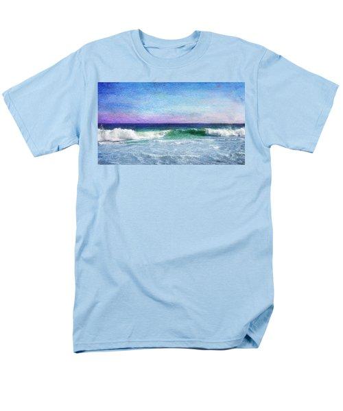 Summer Salt Men's T-Shirt  (Regular Fit) by Laura Fasulo