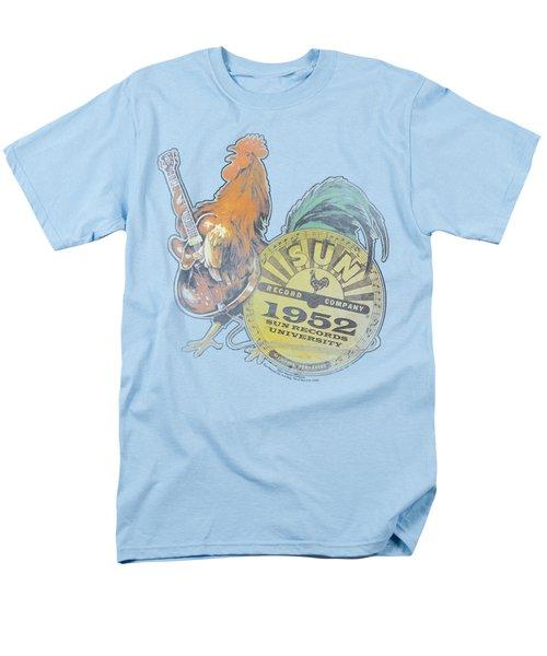Sun - Rockin Rooster Men's T-Shirt  (Regular Fit) by Brand A