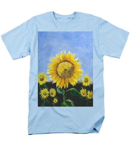 Sunflower Series One Men's T-Shirt  (Regular Fit)