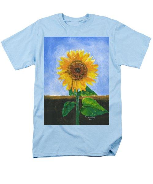 Sunflower Series Two Men's T-Shirt  (Regular Fit)