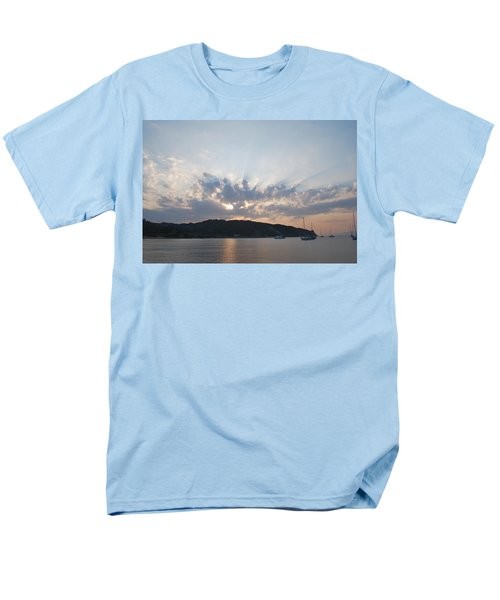 Men's T-Shirt  (Regular Fit) featuring the photograph Sunrise by George Katechis