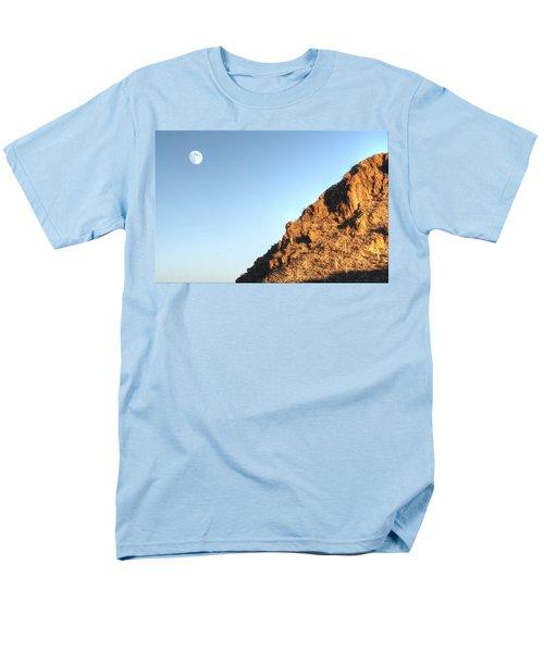 Superstition Mountain Men's T-Shirt  (Regular Fit)