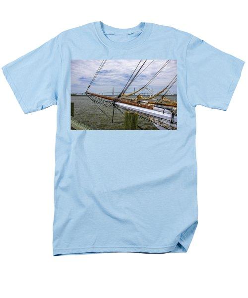 Spirit Of South Carolina Dreaming Men's T-Shirt  (Regular Fit) by Dale Powell
