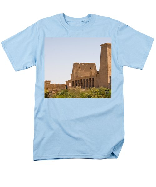 Temple View Men's T-Shirt  (Regular Fit) by James Gay