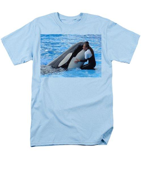 Men's T-Shirt  (Regular Fit) featuring the photograph Tender by David Nicholls