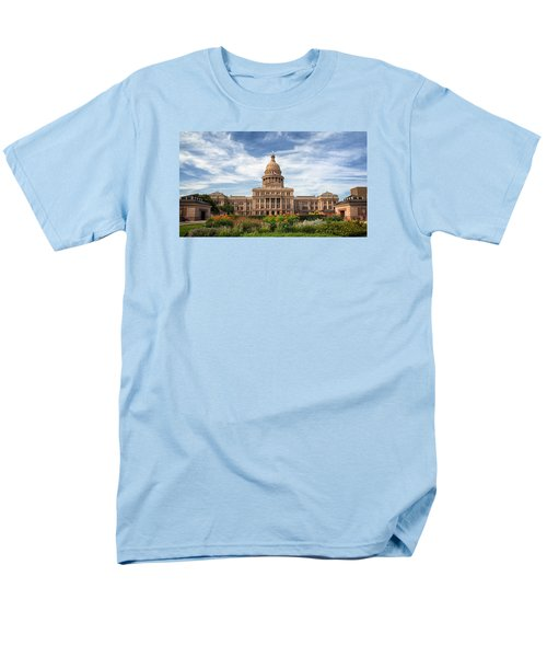 Texas State Capitol II Men's T-Shirt  (Regular Fit)