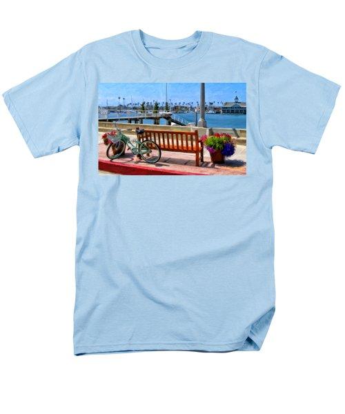 The Beach Cruiser Men's T-Shirt  (Regular Fit) by Michael Pickett