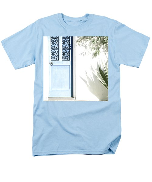 The Blue Door Men's T-Shirt  (Regular Fit) by Holly Kempe