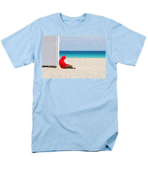 The Bright Side Men's T-Shirt  (Regular Fit) by Keith Armstrong