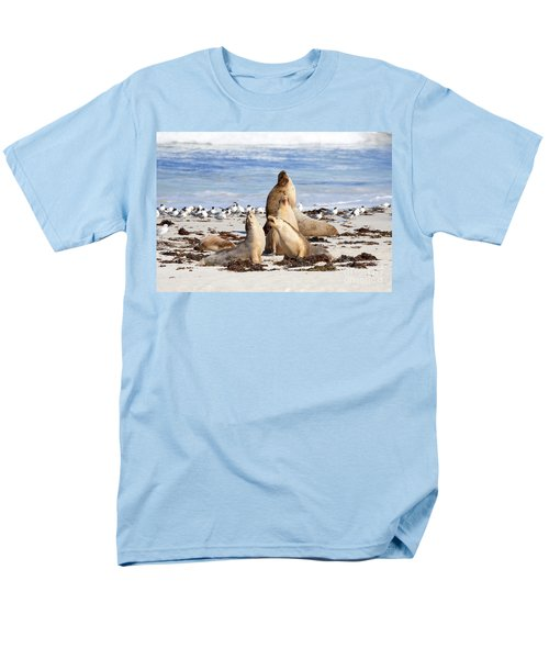 The Choir Men's T-Shirt  (Regular Fit) by Mike Dawson