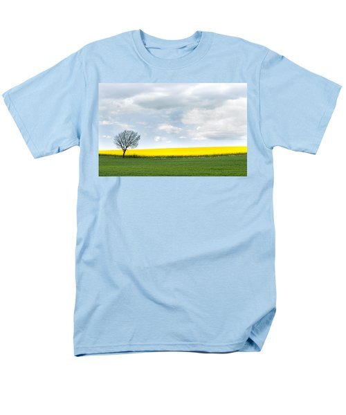 The Colors Of Spring Men's T-Shirt  (Regular Fit) by Mike Santis