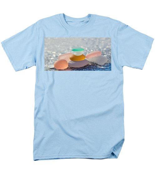 The Glass House Men's T-Shirt  (Regular Fit) by Barbara McMahon