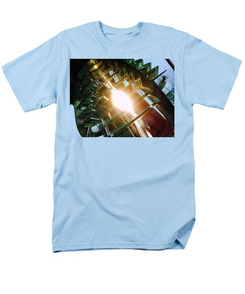 Men's T-Shirt  (Regular Fit) featuring the photograph The Light by Daniel Thompson