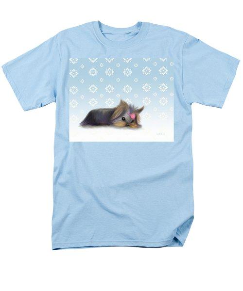 The Little Thinker  Men's T-Shirt  (Regular Fit) by Catia Cho