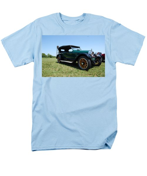 The Mercer Touring Coupe Men's T-Shirt  (Regular Fit) by Mustafa Abdullah