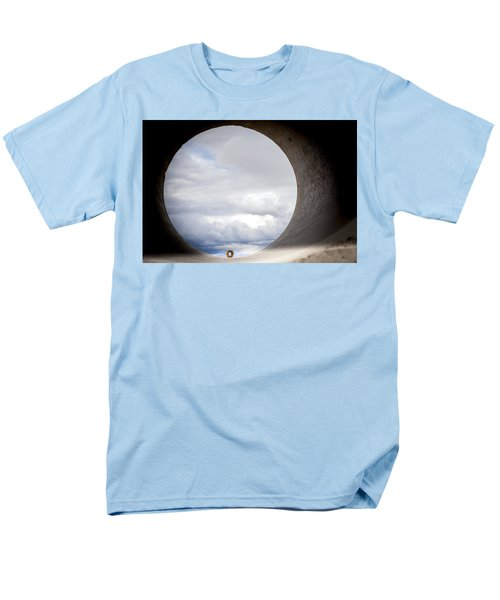 The View Above Men's T-Shirt  (Regular Fit) by Fran Riley