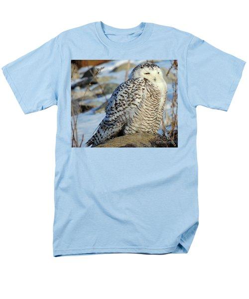 The Watcher Men's T-Shirt  (Regular Fit) by Marcia Lee Jones