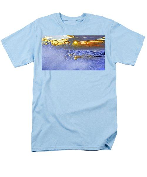 The Wave Which Got Me Men's T-Shirt  (Regular Fit) by Miroslava Jurcik