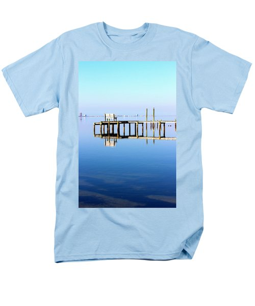 Time To Reflect Men's T-Shirt  (Regular Fit) by Faith Williams