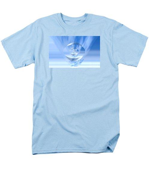 Transparency. Unique Art Collection Men's T-Shirt  (Regular Fit)