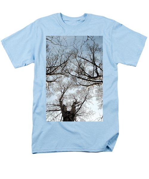 Tree 2 Men's T-Shirt  (Regular Fit) by Minnie Lippiatt