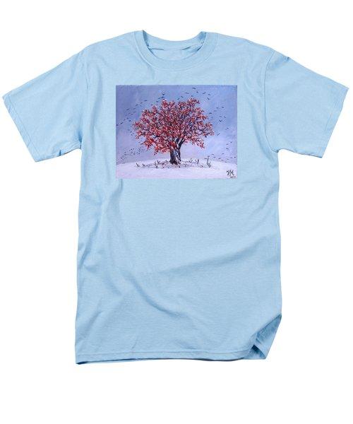 Tree Of Life Men's T-Shirt  (Regular Fit) by Nina Mitkova