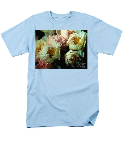 Tribute To The Old Masters Men's T-Shirt  (Regular Fit) by RC deWinter