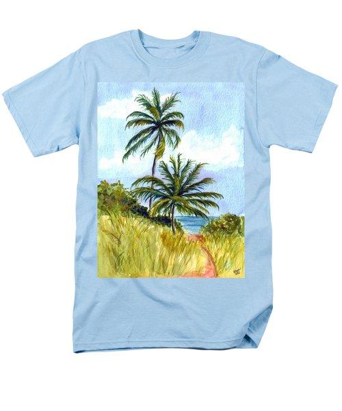 Two Palms Men's T-Shirt  (Regular Fit)