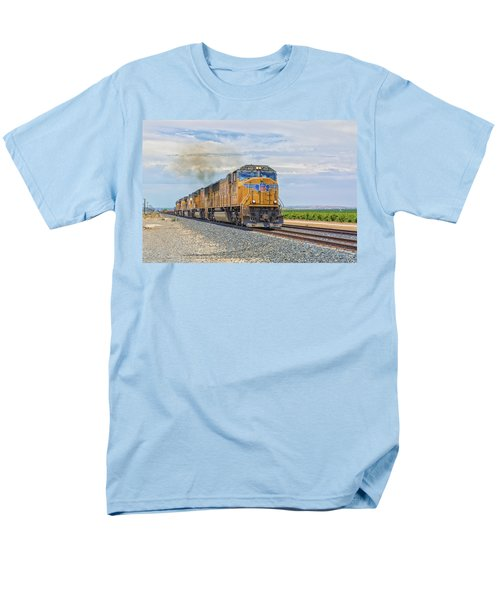 Up4421 Men's T-Shirt  (Regular Fit) by Jim Thompson