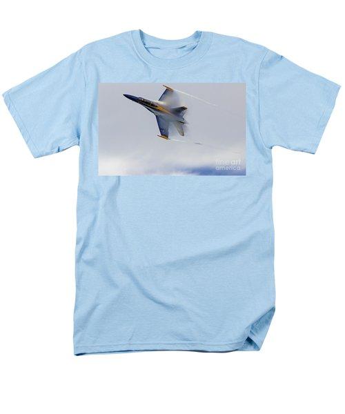 Veiled Angel Men's T-Shirt  (Regular Fit) by Kate Brown