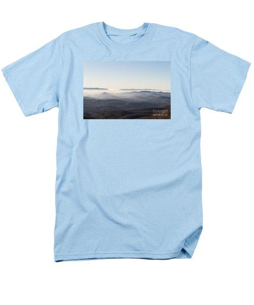 View From Blood Mountain Men's T-Shirt  (Regular Fit) by Paul Rebmann