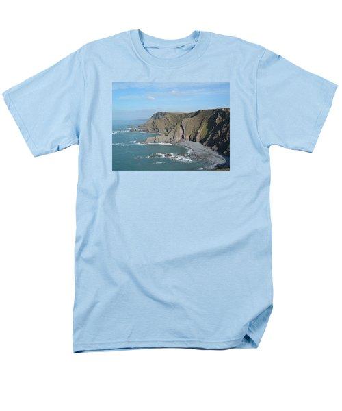 Higher Sharpnose Point Men's T-Shirt  (Regular Fit) by Richard Brookes