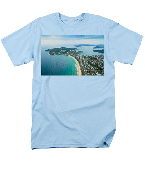 Men's T-Shirt  (Regular Fit) featuring the photograph View by Miroslava Jurcik
