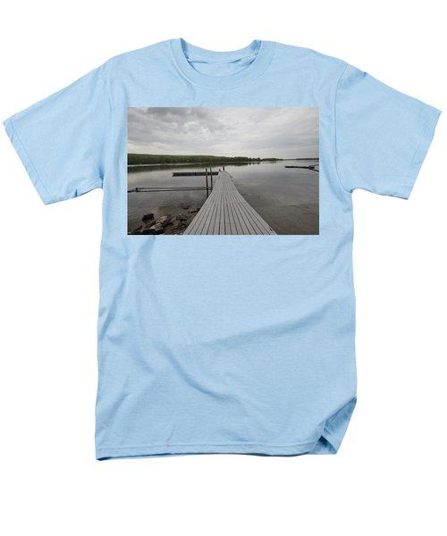 Walking The Plank Men's T-Shirt  (Regular Fit) by Mustafa Abdullah