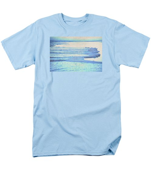 Washed Away Men's T-Shirt  (Regular Fit) by Cynthia Lagoudakis