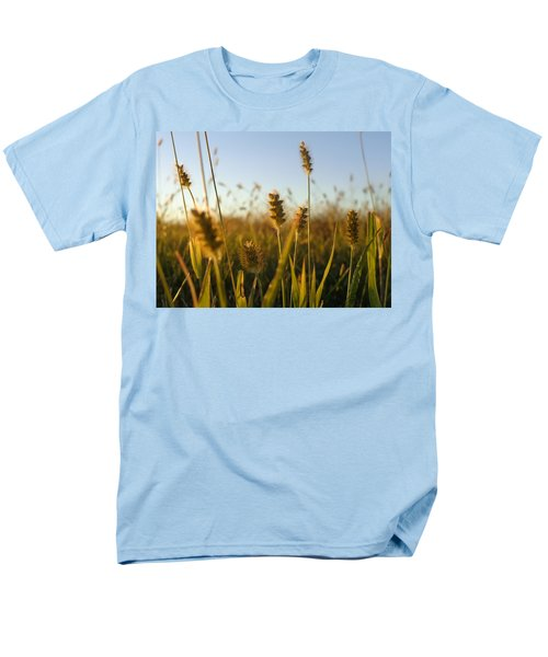 Men's T-Shirt  (Regular Fit) featuring the photograph Weeds by Joseph Skompski