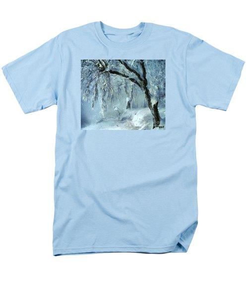 Winter Dreams Men's T-Shirt  (Regular Fit)