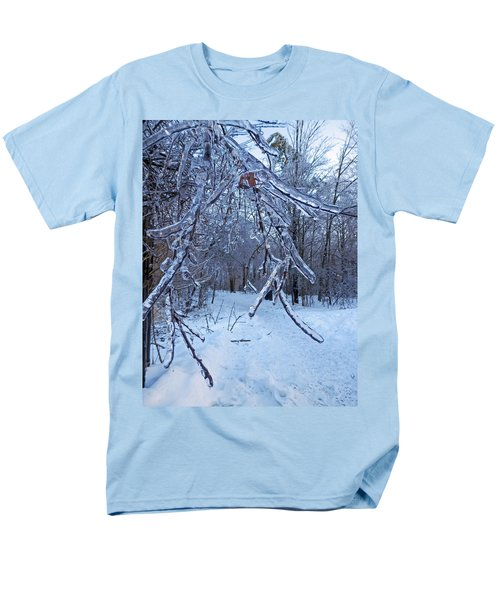 Winter's Day Men's T-Shirt  (Regular Fit) by Pema Hou