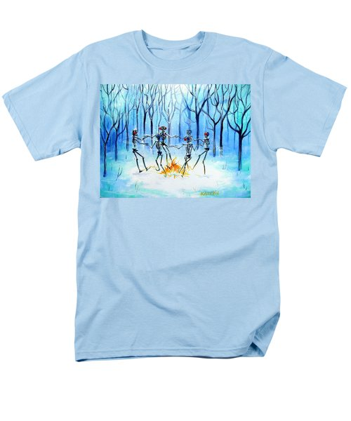 Wonderland Ring Men's T-Shirt  (Regular Fit) by Heather Calderon
