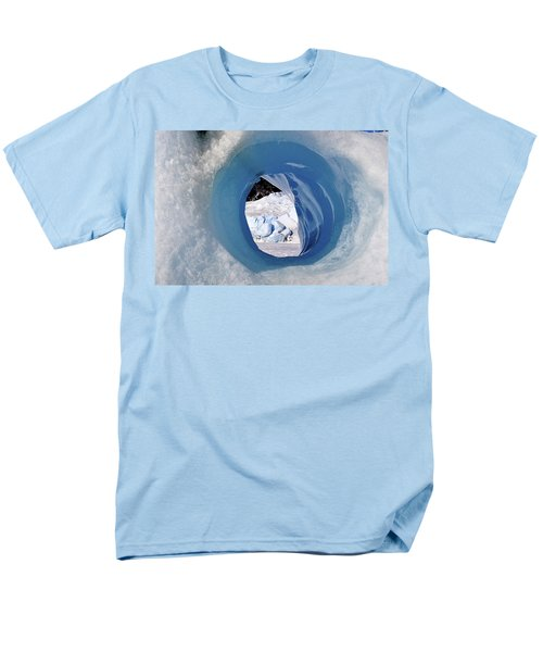 Wormhole 2 Men's T-Shirt  (Regular Fit) by Cathy Mahnke