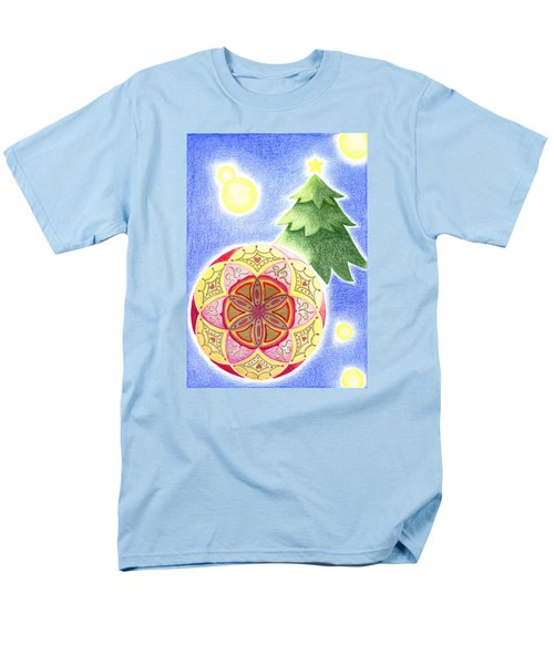 X'mas Ornament Men's T-Shirt  (Regular Fit) by Keiko Katsuta