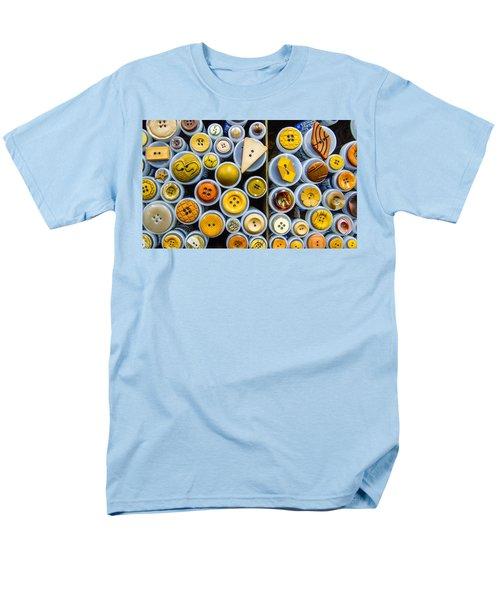 Yellow Palate Men's T-Shirt  (Regular Fit) by Jean Noren