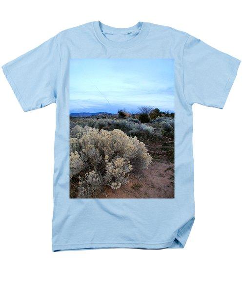 A Desert View After Sunset Men's T-Shirt  (Regular Fit) by Kathleen Grace